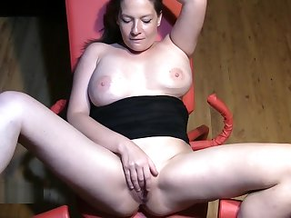 Creampied On My Humping Chair -