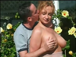 This horny dick affectionate cougar certainly has a quality boobs up front