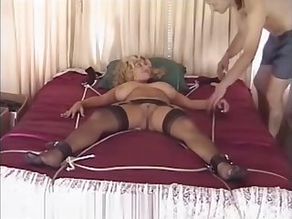 tickled curry favour with she cums