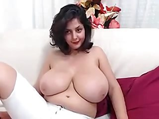 Three Women With Chubby coupled with Nice Tits