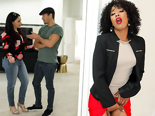Misty Stone & Xander Corvus in Make This House A Ho - BRAZZERS