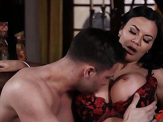 Jasmine Jae In Sexy Underthings Hardcore Porn MILF Coitus Video