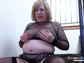 EuropeMaturE British Mature Solo Maltreat