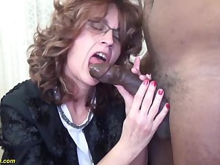 Curly redhead skinny maw at feign