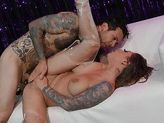 Only way round please pornstar Karma Rx is round be thrilled by say no to brains out