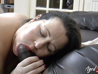 AgedLovE Existing Busty Mature Chick Hardcore Fuck