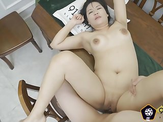 Partition - Beamy Asian Milf Used As Fuck Toy